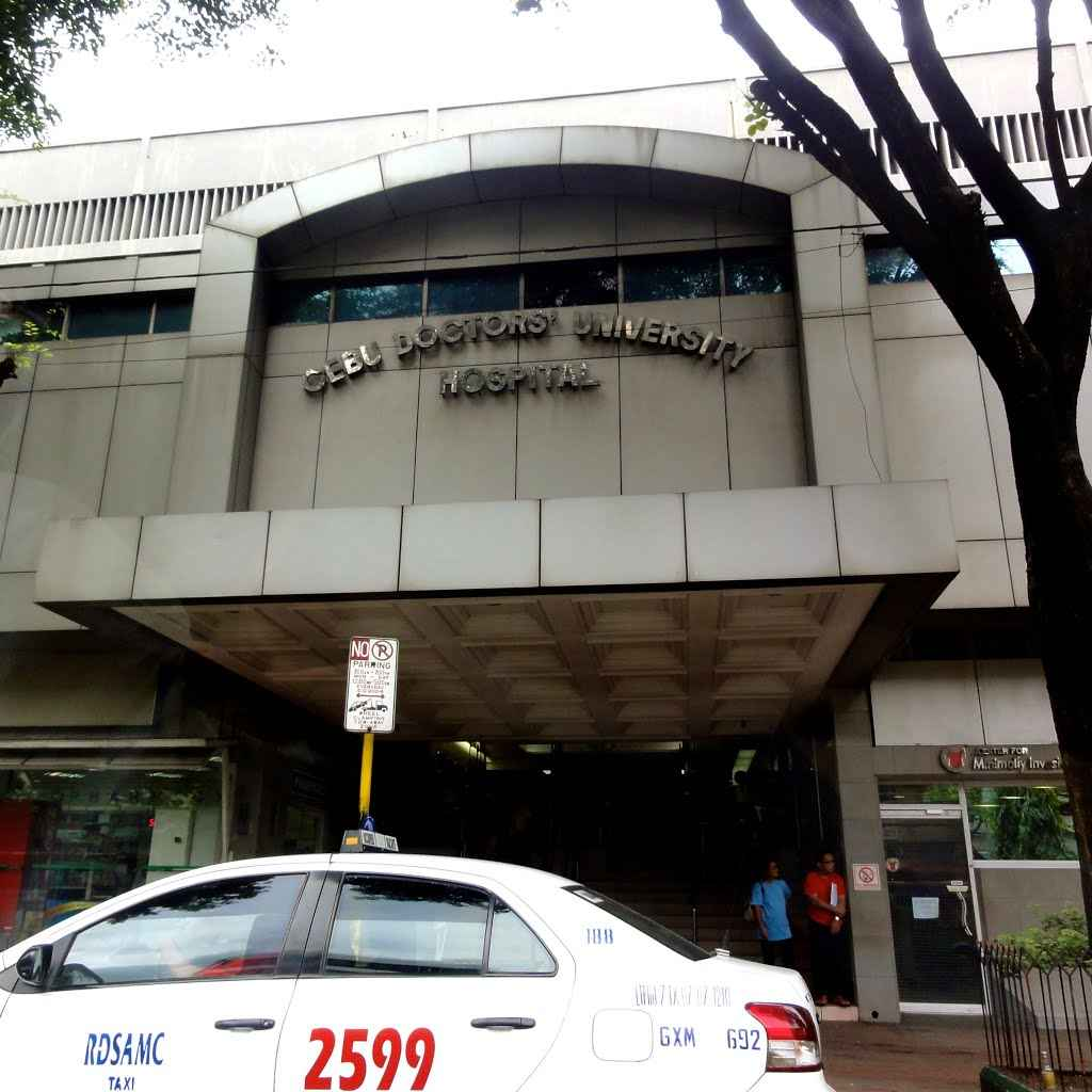 CDU Hospital is one of renowned hospital in Cebu city where students from UV Gullas College of Medicine go for clerkship