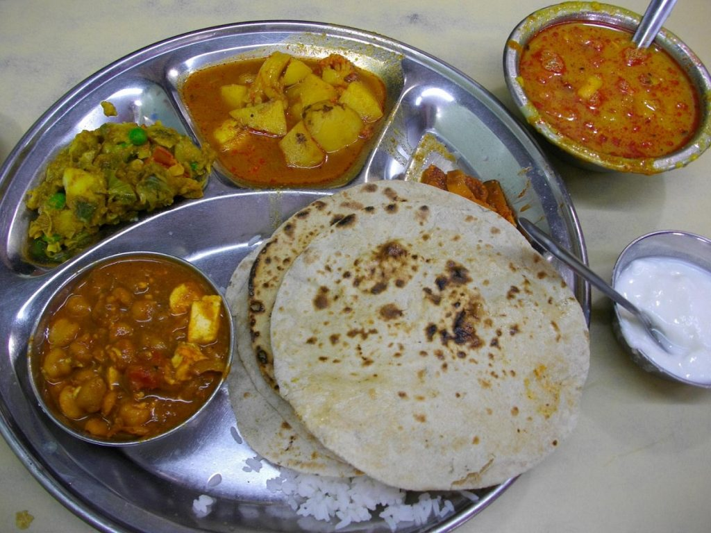 Indian students have option to avail both south Indian and North Indian dish in UV Gullas College of Medicine