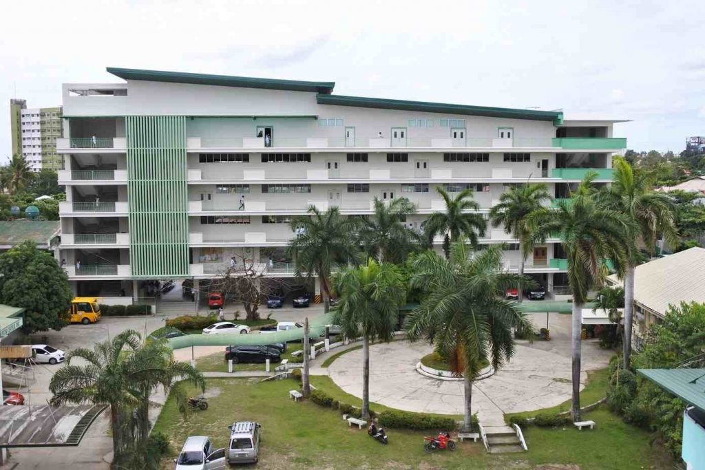 UV Gullas College of Medicine the best Philippines Medical College recommended for International students to study medicine in Philippines